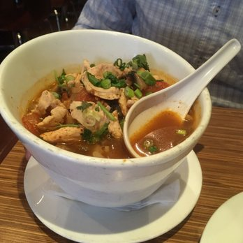 Talent Thai Kitchen New York United States Chicken