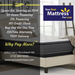 Photo Of Your Best Mattress For Less San Antonio Tx United States