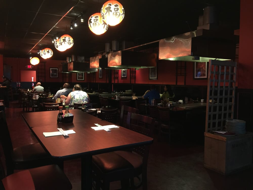 Sushi Restaurants Near Me