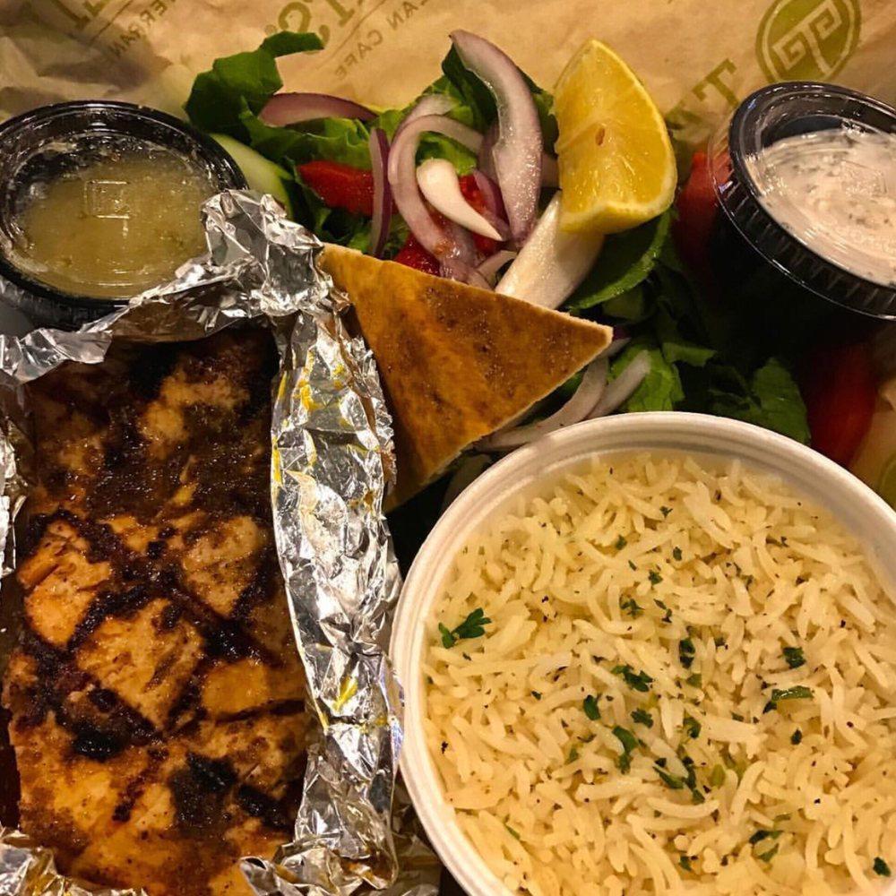 Greek Food Take Out Near Me