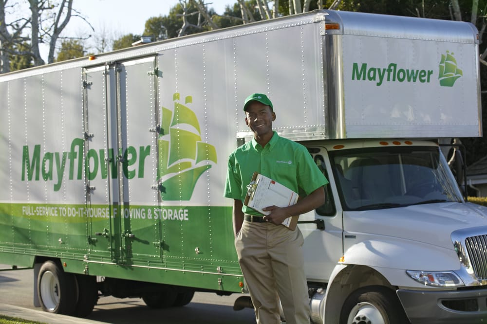 Mayflower Moving Phone Number