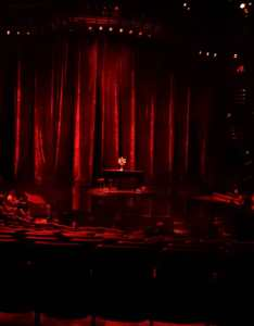 Photo of cirque du soleil zumanity las vegas nv united states also view stage from section yelp rh