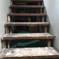 Replacing basement stairs - Yelp