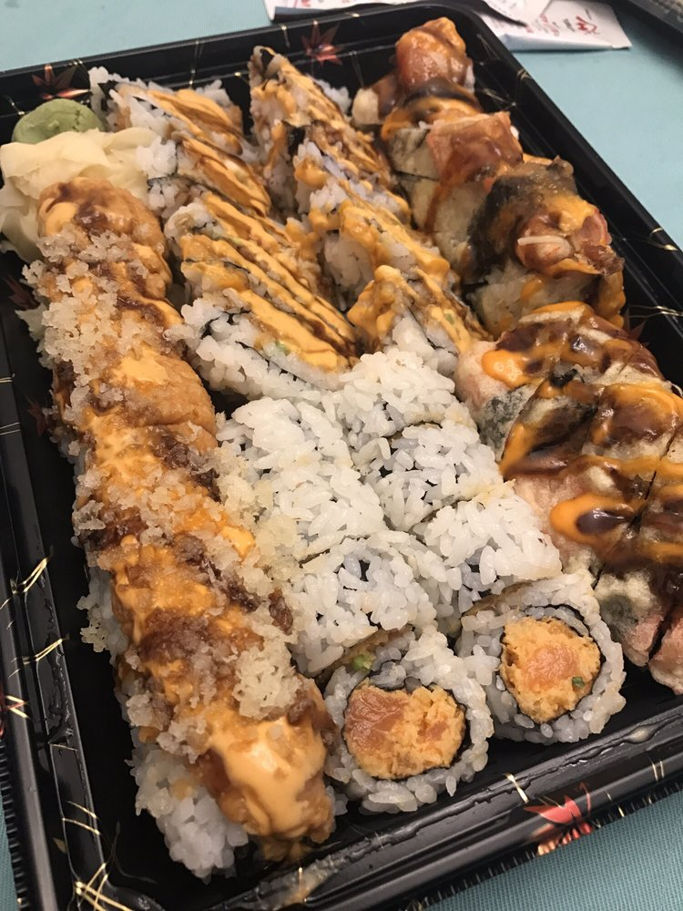 Best Take Out Sushi Near Me
