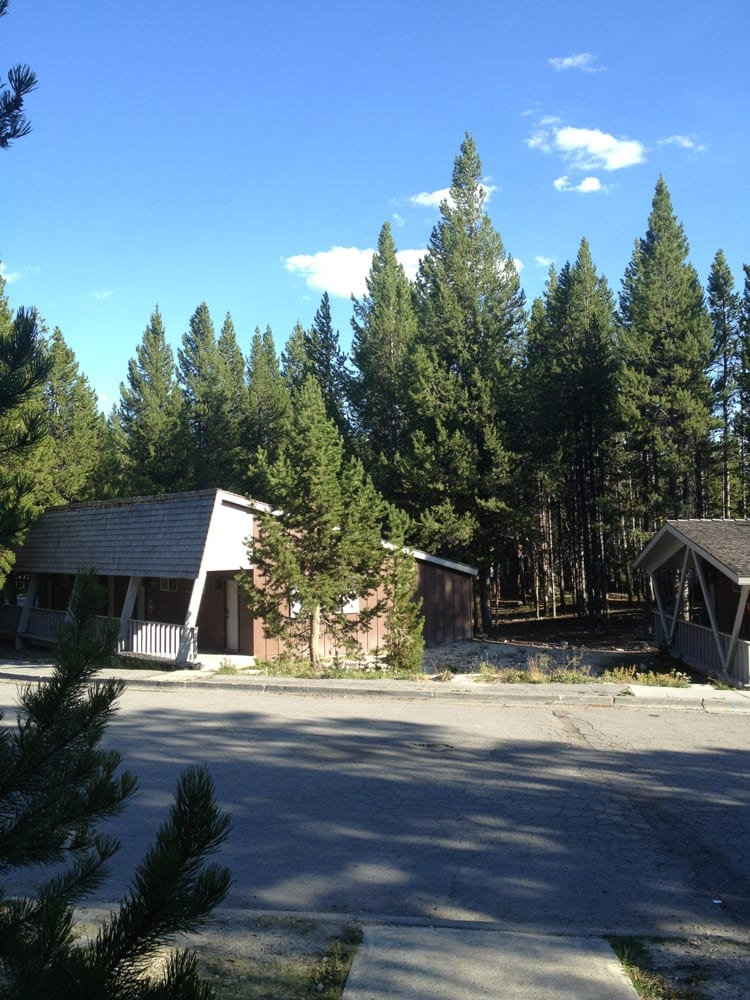 Canyon Lodge and Cabins  Hotels  Yellowstone National