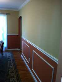 Chair Rail and Picture frame molding