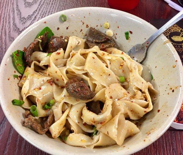 Photo Of Noodle House Midland Tx United States Youpo Noodles Amazing