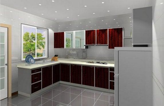 Modern kitchen cabinets  Yelp