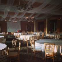 Dark And Creepy Ballroom Downstairs. '