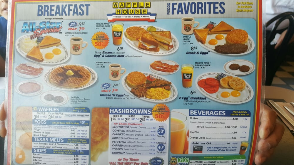 Waffle House Florence Al