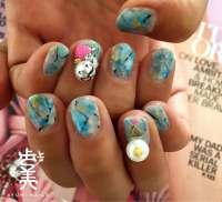 Japanese Nail Art, Nail Art, Nail Design, Miami Beach ...