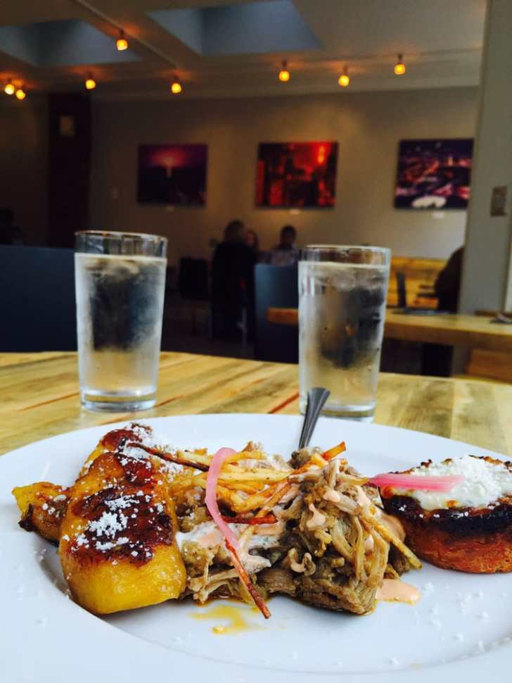 Cafe Racer Kitchen Minneapolis United States Pulled Pork
