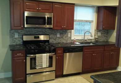 Kitchen Cabinets Turnersville Nj