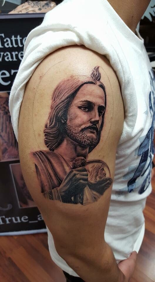 Imagenes De San Judas Tadeo Tattoo