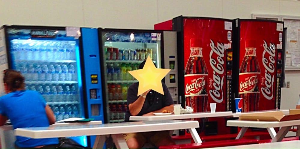 new vending machines cool