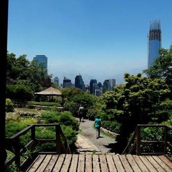 Jardín Japonés Cerro San Cristóbal  12 Fotos  Parques Y