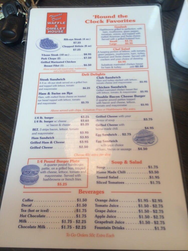 Waffle House Panama City Beach Fl