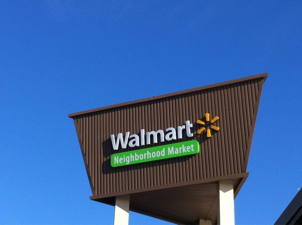 Locations Near Neighborhood Walmart Market Me