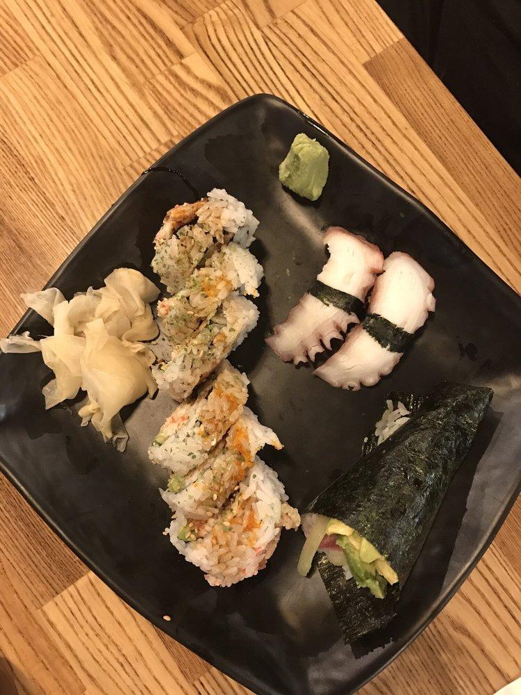Sushi Restaurants Near My Location