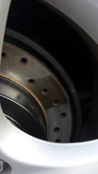 StopTech rotor (right rear) - Yelp