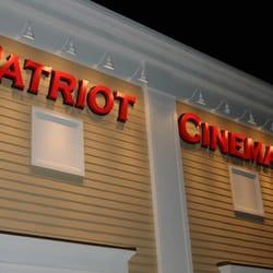 Patriot Cinemas at the Hingham Shipyard  Cinema  Hingham