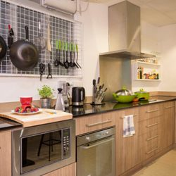 kitchen for rent commercial equipment list a venues event spaces selwyn factory building