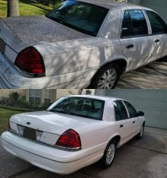 photo of gsd mobile auto detailing tampa fl united states crown vic [ 1000 x 1000 Pixel ]