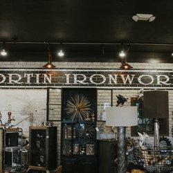 fortin ironworks vintage market