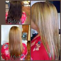 Stripping unwanted dark hair color can be very harmful to ...