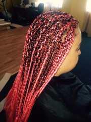aicha hair braiding