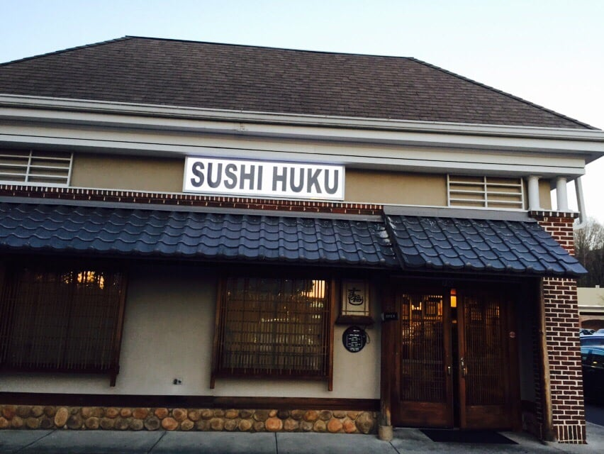 Good Sushi Places Near Me