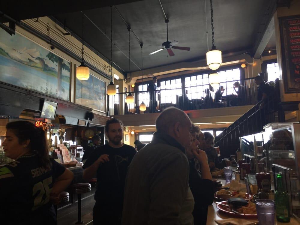 Seafood Restaurant And Bar