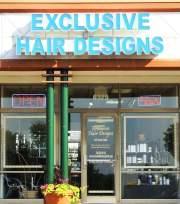 exclusive hair design - salons