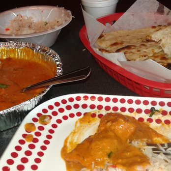 Ordered Chicken Tika Masla Lunch Combo Were Right