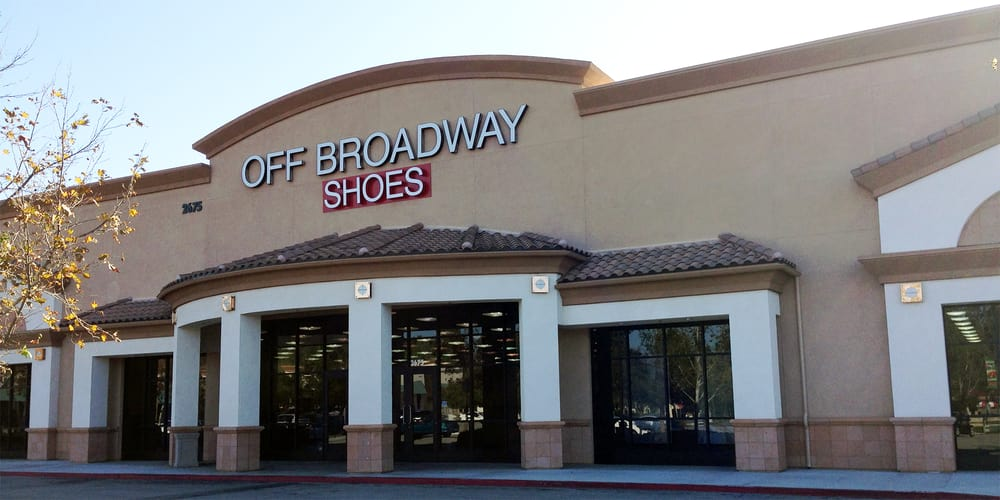 Off Broadway Shoe Warehouse - Newbury Park, CA, United States