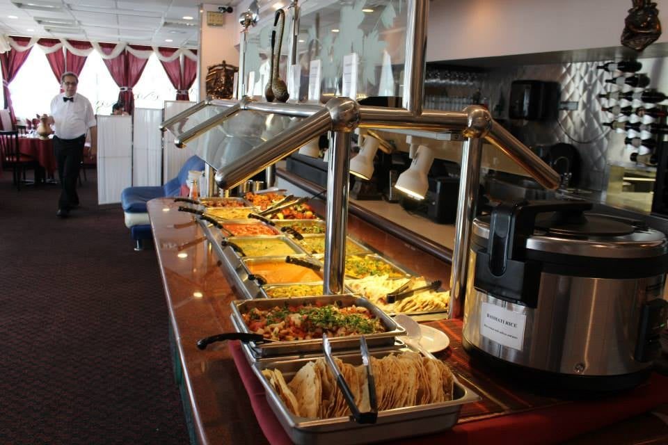 Indian Lunch Buffet Near Me