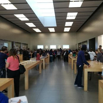 apple store in rancho