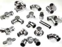 Aluminum Pipe Fittings Connectors Pictures to Pin on ...