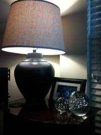 Bought two of these lamps.