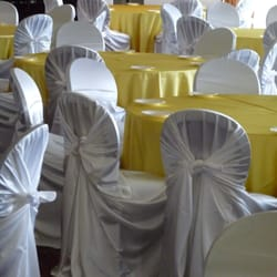chair cover rentals gta folding shower with back cheap covers rental toronto party in table decor rent 20 photos supplies 8201 keele street concord
