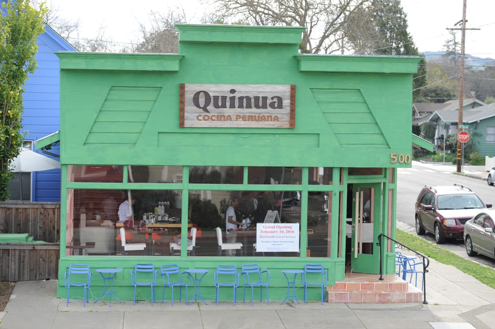 Photos for Quinua Restaurant Cocina Peruana  Yelp