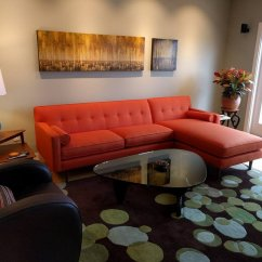 Andre Sofa Rustic Table Decorations Sectional In Saffron Fabric Yelp Photo Of Furniture Envy San Francisco Ca United States