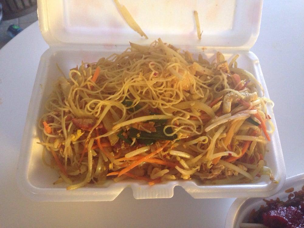Singapore rice noodles  Yelp