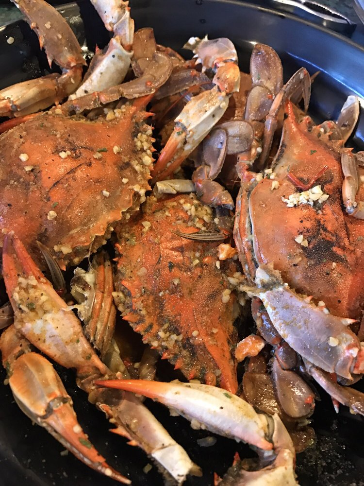 Jenivis Seafood Shoppe Menu