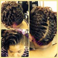 Updo with 3D Braids - Yelp