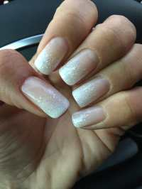 Ombre Nails French Manicure | Best Nail Designs 2018