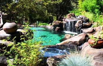 natural design swimming holes &