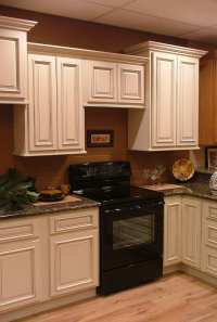 Heritage White cabinets - Yelp