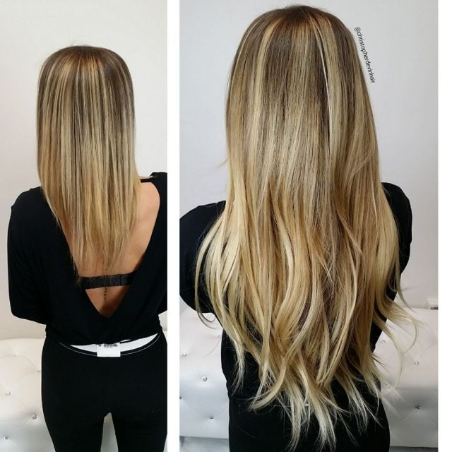 hair extensions by christopher devin - sanctuary hair