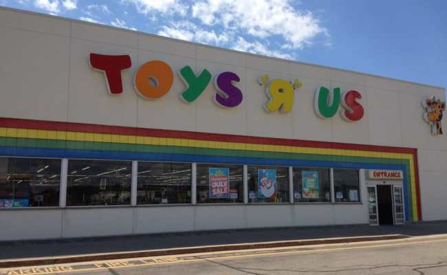 Toys R Us Closed Toy Stores 5363 Harvey St